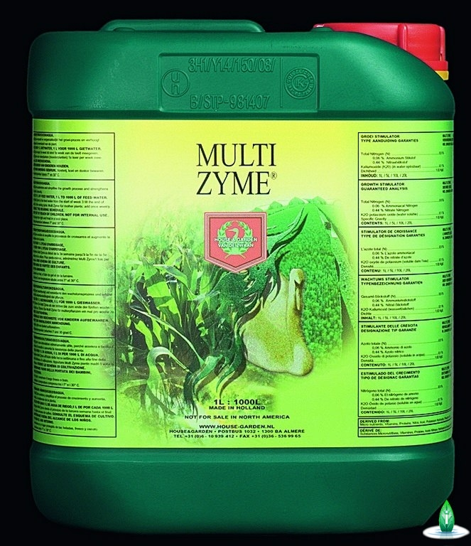 House and Garden - Multizyme